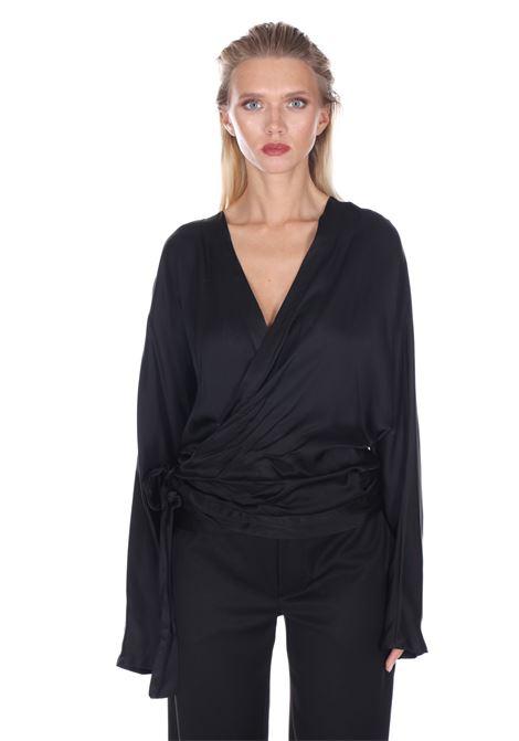 Camicia Kimono 01334 SIMONA A | Camicie | 01334NERO