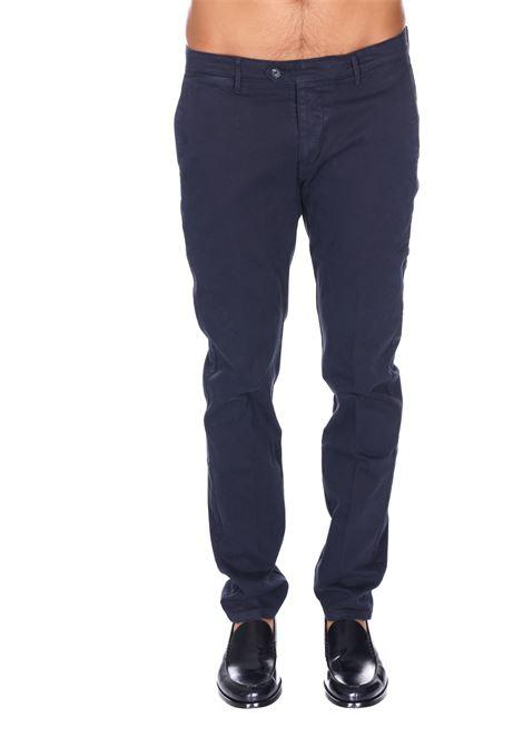 Pantalone Classico Zero Costruction ZERO COSTRUCTION | Pantaloni | BER126SW4001
