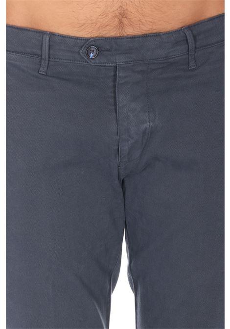 Pantalone Classico Zero Costruction ZERO COSTRUCTION | Pantaloni | BER126SW6300