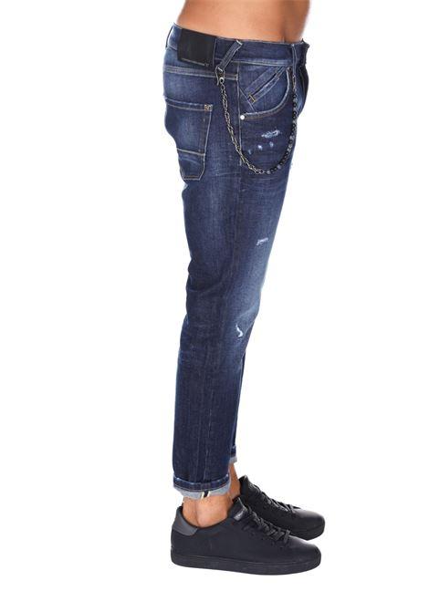 Jeans Con Applicazioni Den031lnt ZERO COSTRUCTION | Jeans | DEN031LNT4103