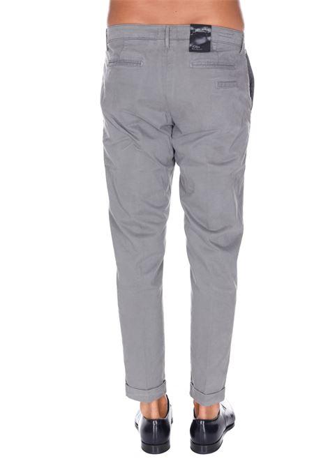 Pantalone Classico Zero Costruction ZERO COSTRUCTION | Pantaloni | JOS028SW6220