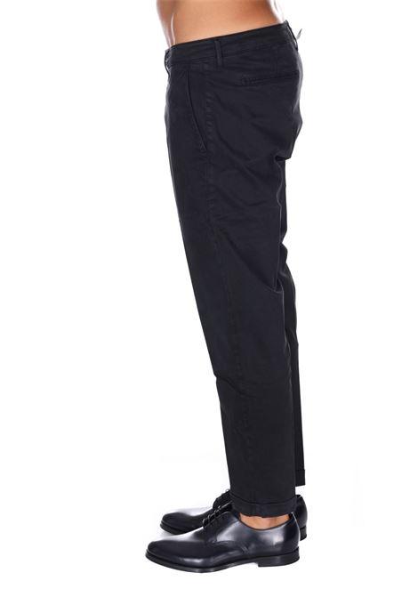 Pantalone Classico Zero Costruction ZERO COSTRUCTION | Pantaloni | JOS028SW9999