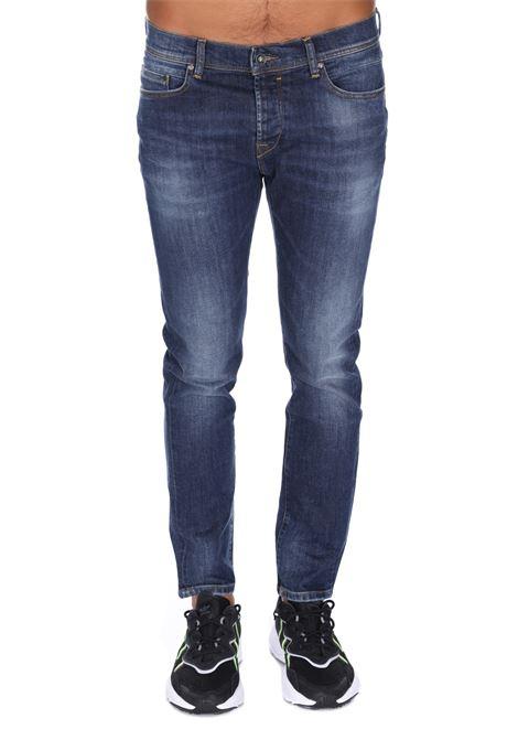 Jeans Con Applicazioni Log012ln ZERO COSTRUCTION | Jeans | LOG012LN4103
