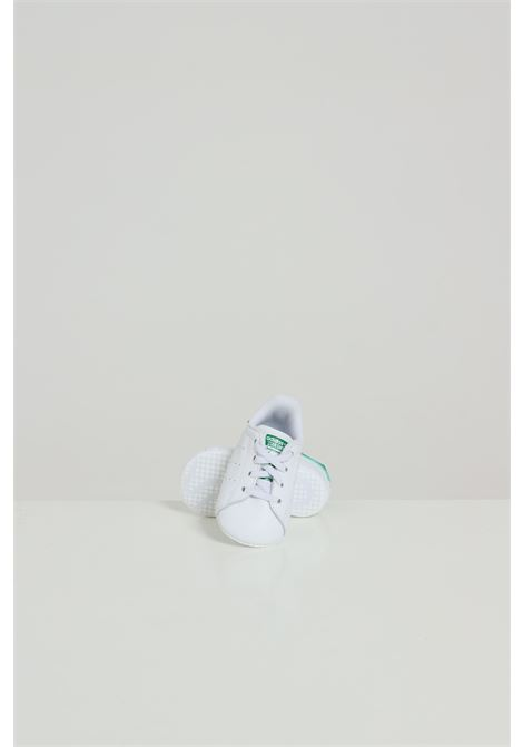 STAN SMITH CRIB ADIDAS | Sneakers | B24101FTWWHT/FTWWHT