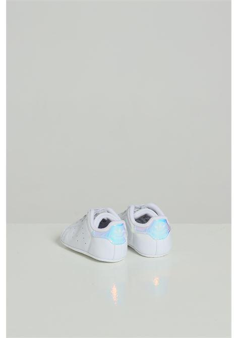 STAN SMITH CRIB ADIDAS | Sneakers | CG6543FTWWHT/FTWWHT