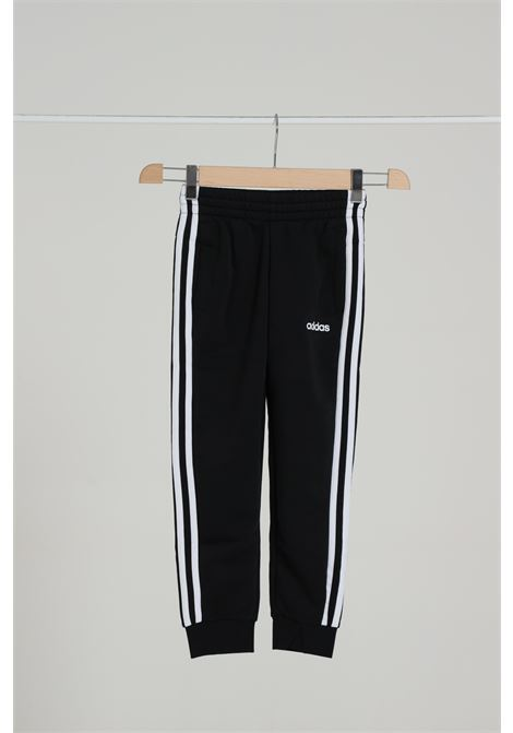 ADIDAS | Pants | DV0349BLACK/WHITE