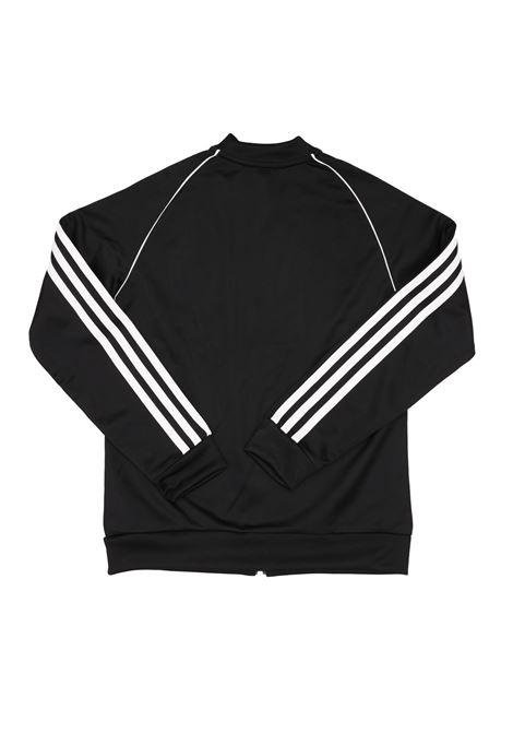 ADIDAS | Sweatshirt | DV2896BLACK/WHITE