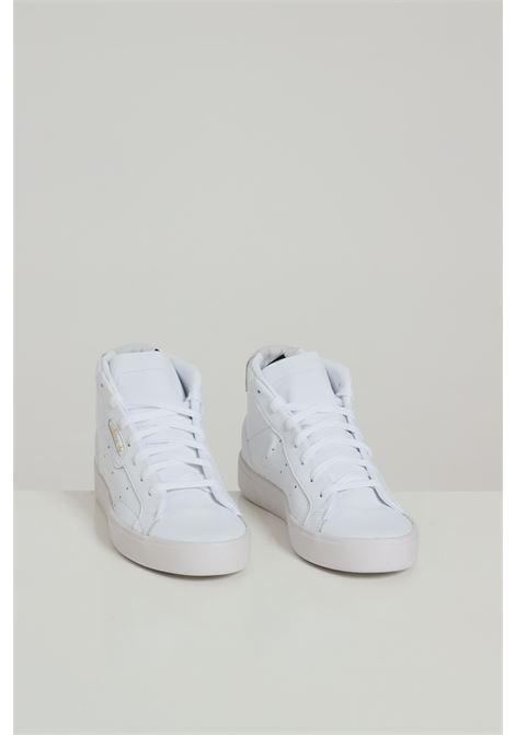 Adidas Sleek Mid ADIDAS | Sneakers | EE4726FTWWHT/FTWWHT