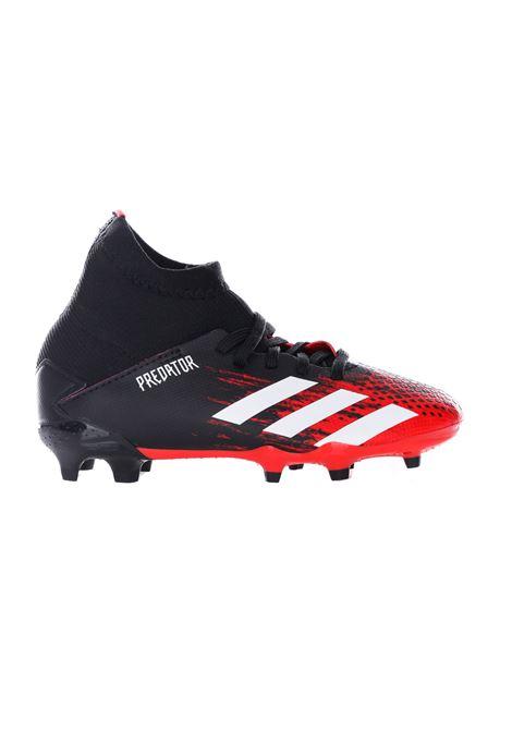 Sneakers Predator 20.3fg Ef1930 ADIDAS | Scarpe Calcio | EF1930CBLACK/FTWWHT