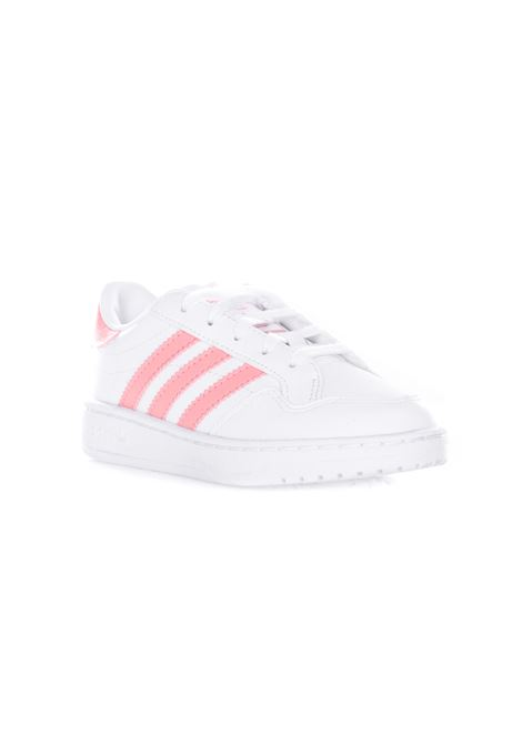 Sneakers Team Court C Ef6823 ADIDAS | Sneakers | EF6823FTWWHT/CBLAK