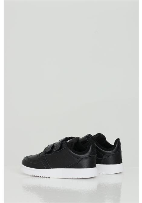 SUPERCOURT CF I sneakers tinta unita con strappi ADIDAS   Sneakers   EG0412.