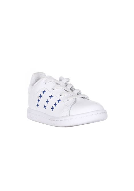 Sneakers Tinta Unita Con Lacci E Applicazioni ADIDAS | Sneakers | EG6499FTWWHT/FTWWHT