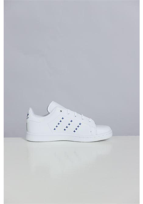 Sneakers Tinta Unita Con Lacci ADIDAS | Sneakers | EG6501FTWWHT/FTWWHT/R