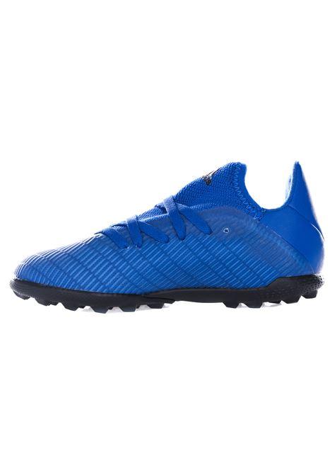Sneakers X 19.3 Tf J Eg7172 ADIDAS | Scarpe Calcio | EG7172ROYBLU/FTWWHT