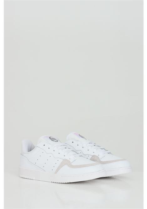 Adidas Supercourt FTWWHT/FTWWHT/CBLACK ADIDAS | Sneakers | EG9080FTWWHT/FTWWHT