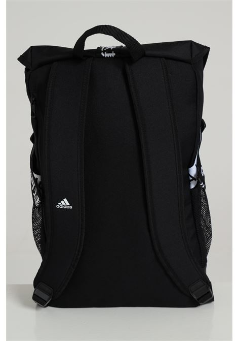 ADIDAS | Backpack | FJ4441BLACK/BLACK7WHI