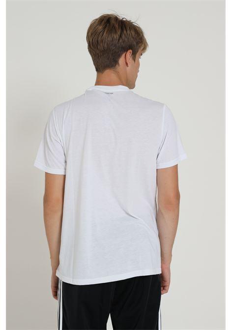 ADIDAS   T-shirt   FJ4997WHITE