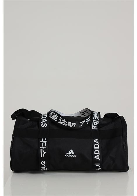 ADIDAS | Sport Bag | FJ9353BLACK/BLACK/WHI