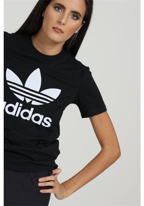 T-shirt stampata ADIDAS | T-shirt | FM3311BLACK/WHITE