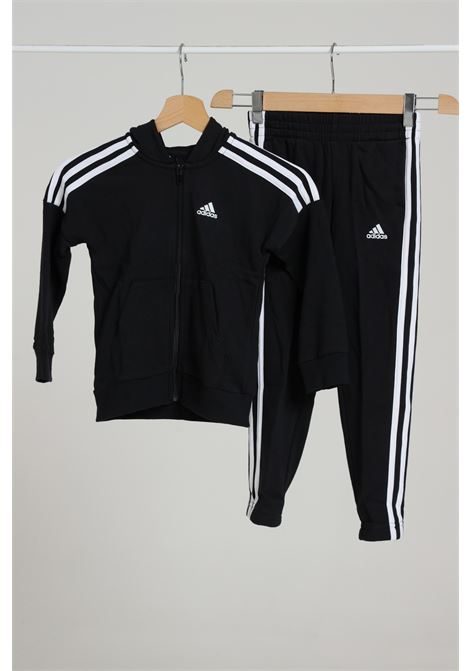 ADIDAS | Suit | FM5716BLACK/WHITE