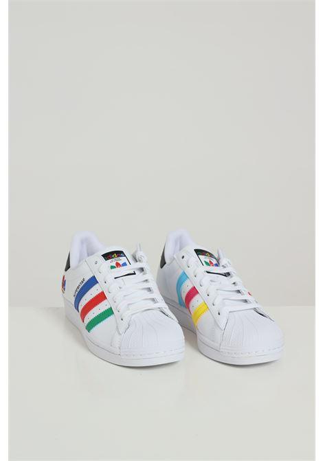 ADIDAS   Sneakers   FU9521FTWWHT/GREEN/CB