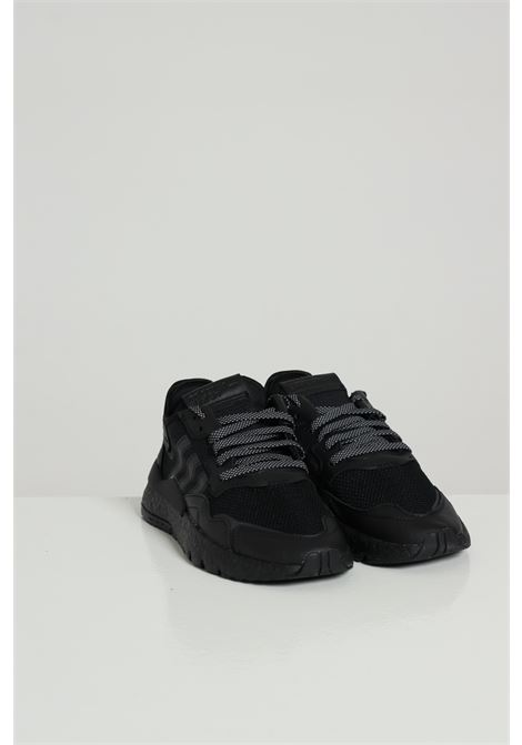 Sneakers man black adidas nite jogger ADIDAS | Sneakers | FV1277CBLACK/CBLACK