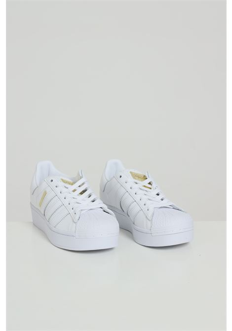 Superstar Bold ADIDAS | Sneakers | FW4520FTWWHT/GOLDMT