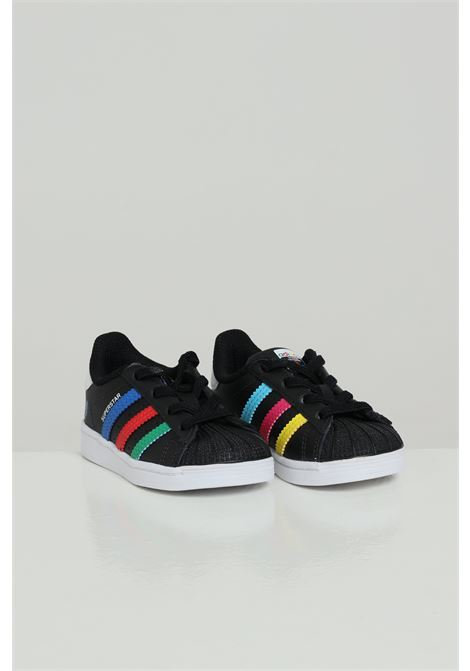 Superstar ADIDAS | Sneakers | FW5239CBLACK/GREEN