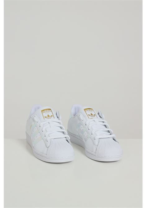ADIDAS | Sneakers | FX7565FTWHHT/GOLD