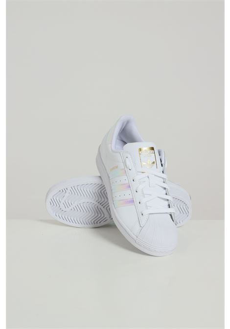 Adidas Superstar ADIDAS | Sneakers | FX7565FTWHHT/GOLD