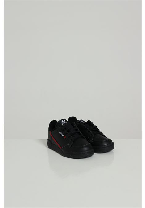 Continental 80 ADIDAS | Sneakers | G28214BLACK/SCARLE