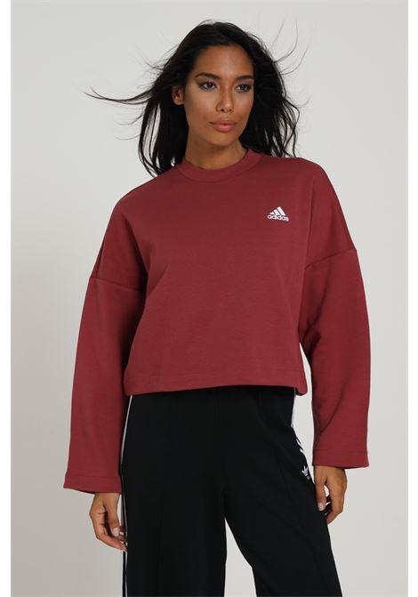 ADIDAS | Sweatshirt | GC6944LEGRED