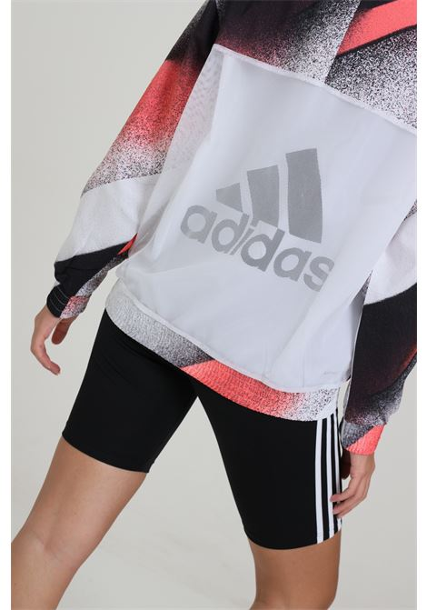 ADIDAS | Jacket | GD4554WHITE/SIGPNK