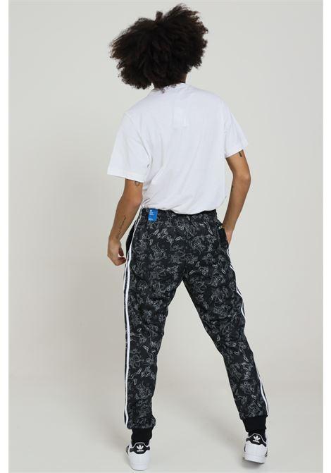 ADIDAS | Pants | GD6028BLACK/WHITE