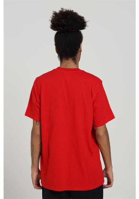 ADIDAS   T-shirt   GD9912SCARLE