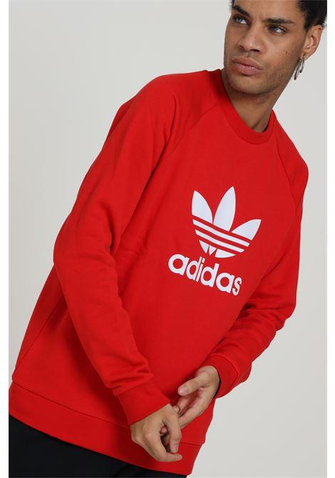 ADIDAS | Sweatshirt | GD9926SCARLE