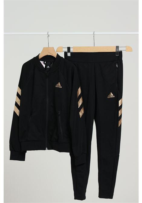 ADIDAS | Suit | GE0716BLACK/COPPMT