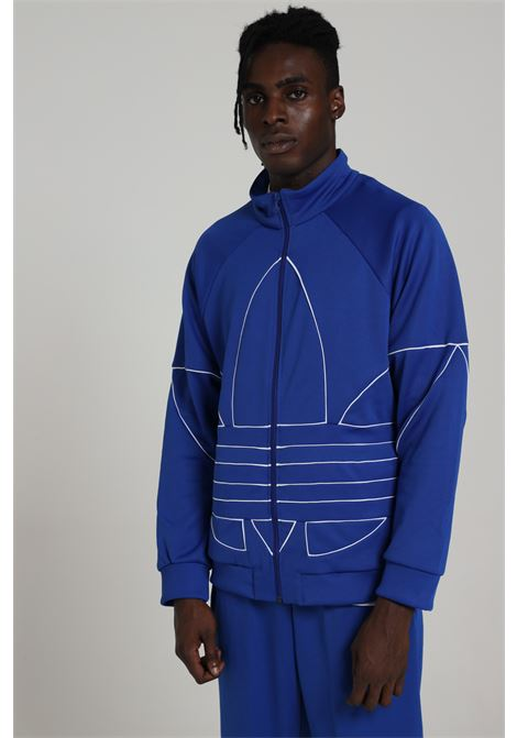 ADIDAS | Sweatshirt | GE0813ROYBLU/WHITE