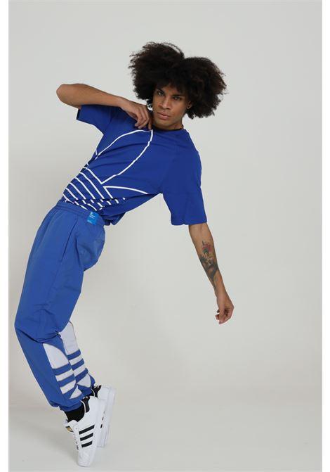 ADIDAS | Pants | GE0817ROYBLU/WHITE
