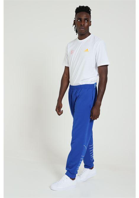 ADIDAS | Pants | GE0850ROYBLU/WHITE