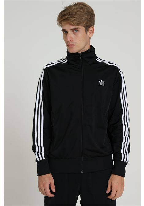 ADIDAS | Sweatshirt | GF0213BLACK/WHITE