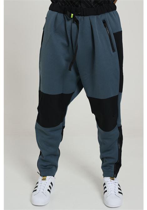 Pantalone in paille con cintura ADIDAS | Pantaloni | GH4811LEGBLU
