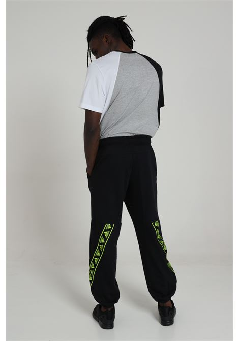 Pantalone Con Molla In Vita ADIDAS | Pantaloni | GM1612BLACK