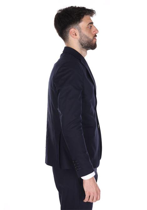 Giacca uomo nero ALESSANDRO DELL'ACQUA | Giacche | AD2134/P0053E50