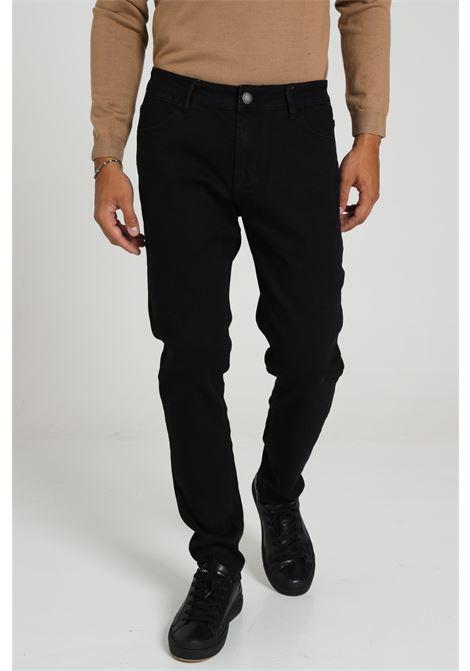Classic Jeans Alessandro dell'Acqua ALESSANDRO DELL'ACQUA | Pants | AD7237W/D0028ESW80