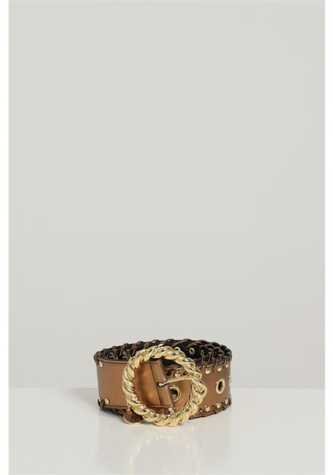 Cintura Con Borchie ARGENTO ANTICO | Cinture | AA1579BRONZO