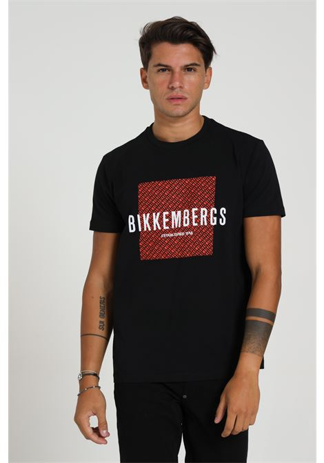 BIKKEMBERGS   T-shirt   C70219TE1823C74
