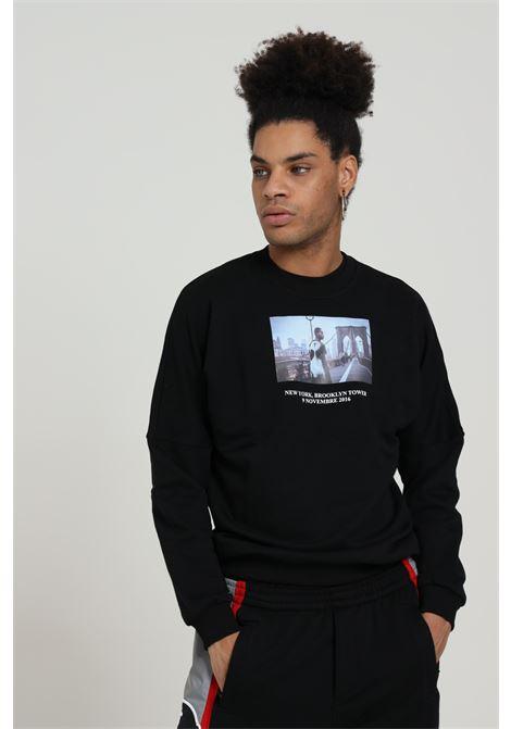 BUT NOT | Sweatshirt | U9485-192NERO