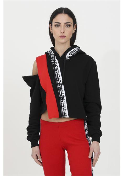 COMME DES FUCKDOWN | Sweatshirt | CDFD1155NERO
