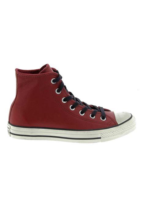 Sneakers unisex rosso Converse All Stars con lacci CONVERSE | Sneakers | 162803C.